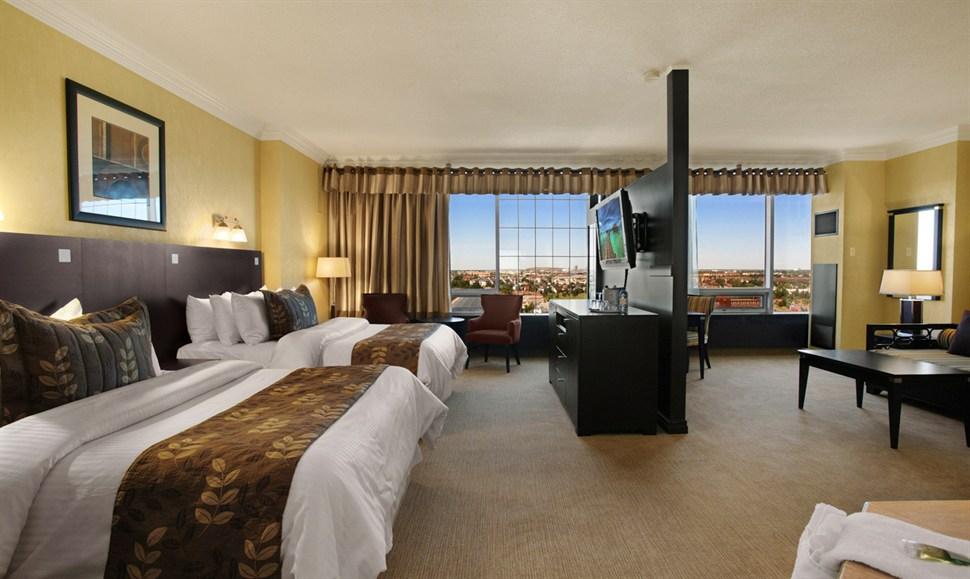 Executive Luxury Fantasyland Hotel