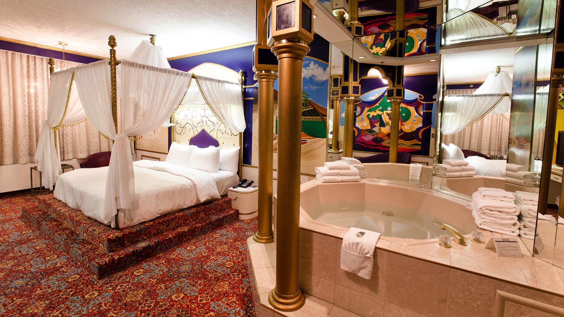 Arabian theme room for Arabian hotel