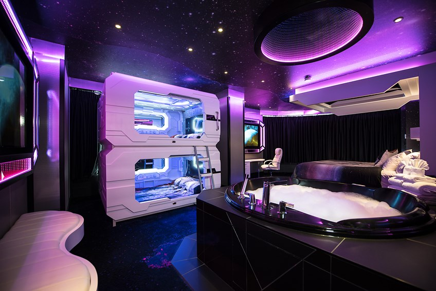 Luxury Space