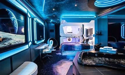 Space Theme Room