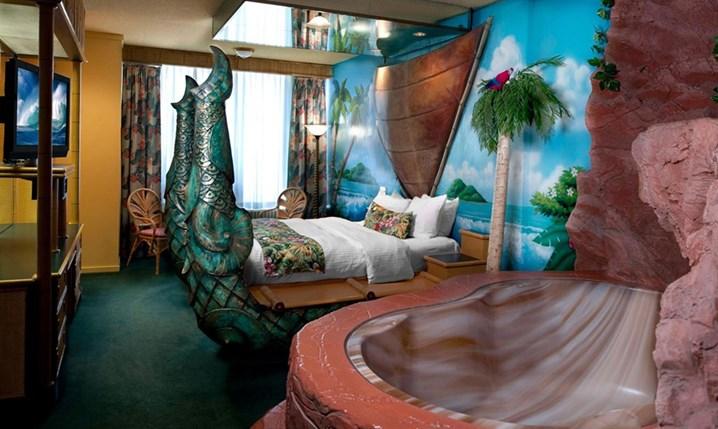 Theme Rooms
