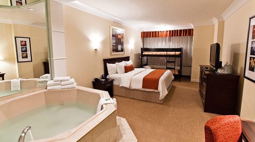 Executive Bunk Bed Room
