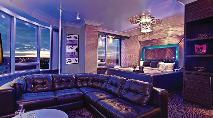 Luxury Hollywood Theme Room